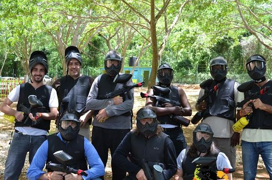 Jamaïque Paintball Adventure à...