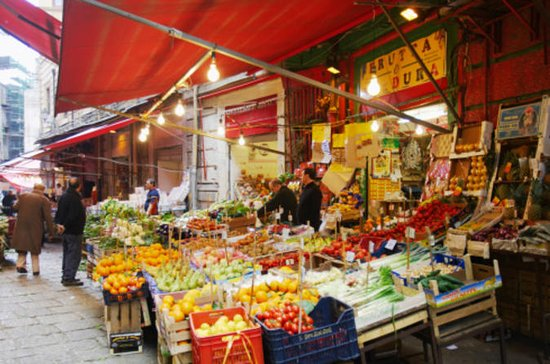 Palermo Street Food Walking Tour
