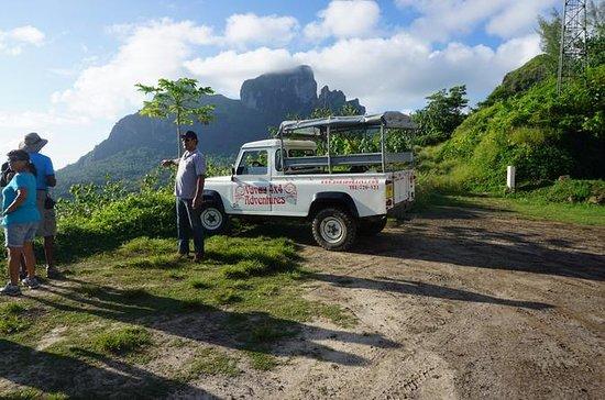 Tour en 4x4 por Bora Bora