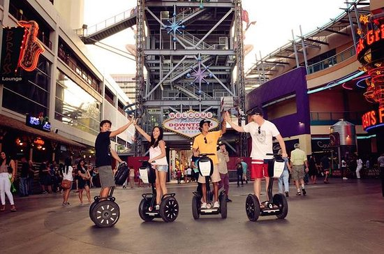 Las Vegas Segway Guided Tour with...