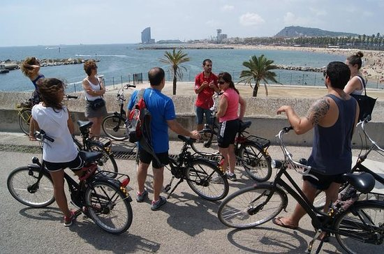 Barcelona by Bike Guided Cycling Tour ...