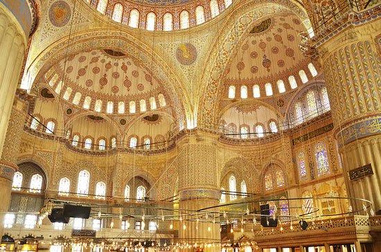 Excursão bizantina e otomana em Istambul: Santa Sofia, Palácio de...