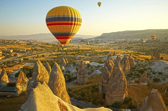 4-Night Cappadocia Tour from Istanbul...