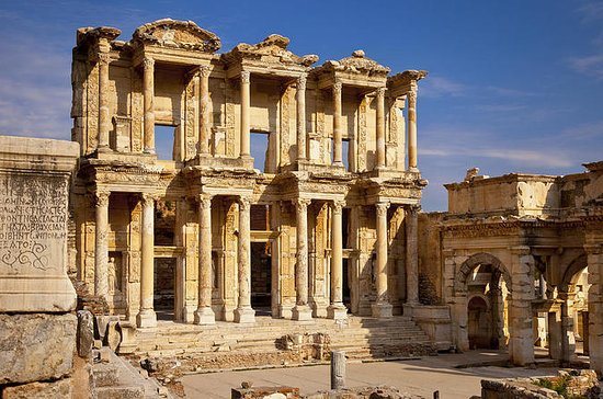 5-Day Tour of Istanbul, Ephesus and...