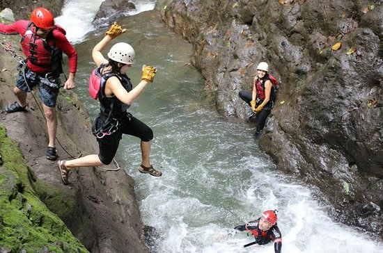 Costa Rica Canyoning Adventure from