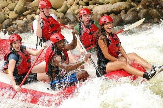 Sarapiquí River Whitewater Rafting ...