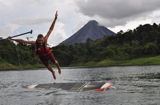 Lake Arenal Stand-Up Paddleboarding...