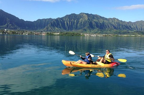Kaneohe Bay Kayak and Snorkel Tour ...