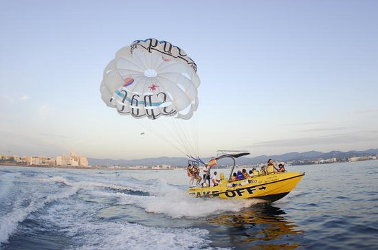 Ibiza Parasailing Experience with...