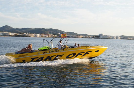 Ibiza Speedboat Cruise
