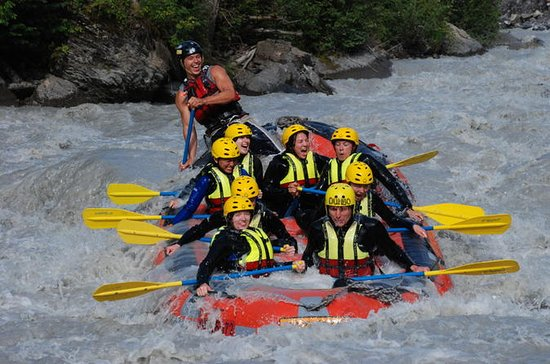 Lutschine River White-Water Rafting...