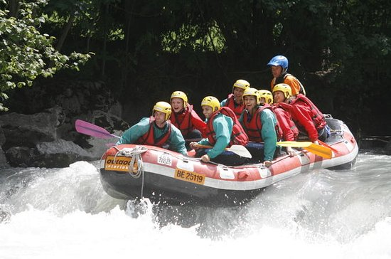 Simme River Rafting Tour from...