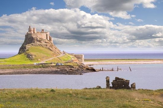Tour a Holy Island, Castillo de...