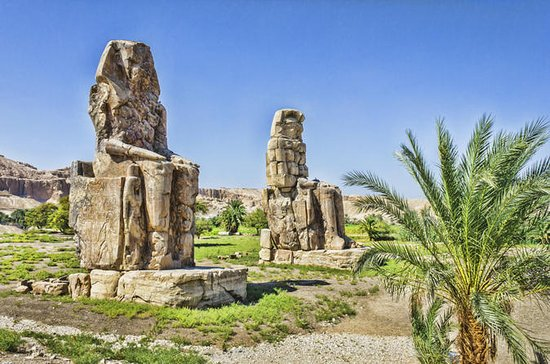Luxor Private Full-Day Tour with...