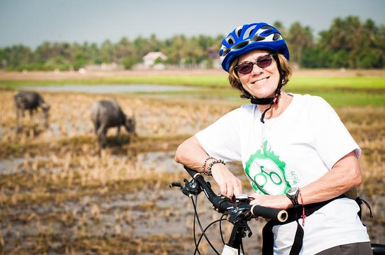 Siem Reap Countryside Bike Ride