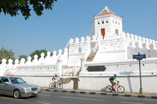 Bike Bangkok: historische stadstour