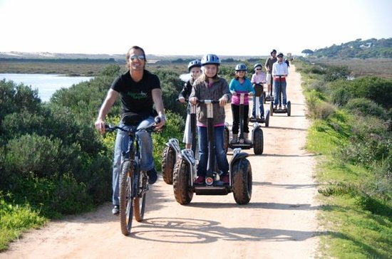 Ria Formosa Natural Park Segway Tour...