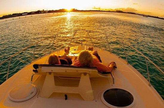 Private Tour: Providenciales Sunset Cruise
