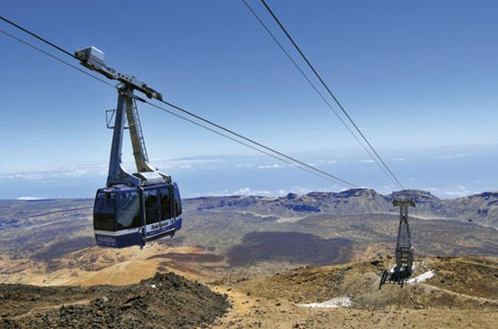 Teide National Park Tour in Tenerife...