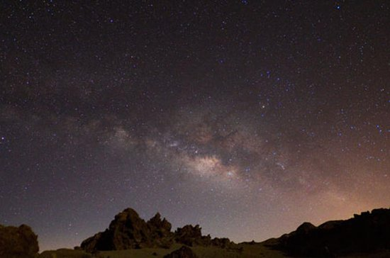Mt Teide Stargazing Experience in...