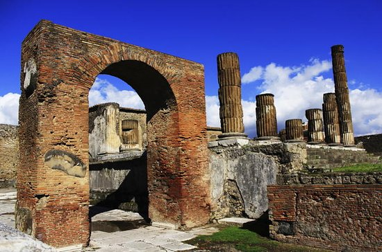 Private Tour: Pompeii Rail Tour from...