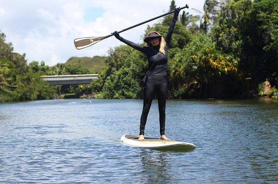 North Shore Stand-Up Paddleboard...