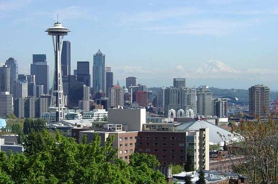 Seattle Highlights sightseeingtur