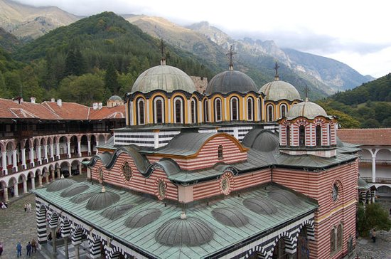 Rila Monastery and Boyana Church Day...