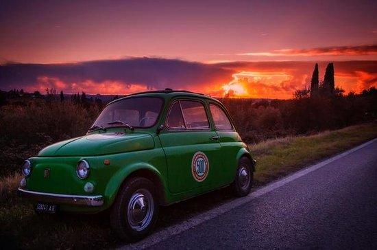 Selbsfahrt im klassischen Fiat 500 ab...