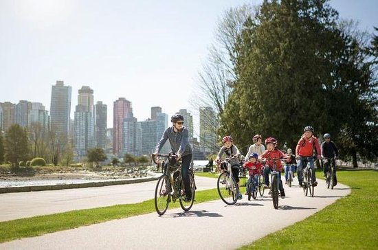 Vancouver Highlights Small-Group Bike...