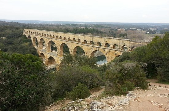 Roman Sites in Provence Half-Day Tour...