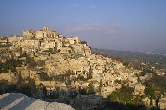 Tour Luberon desde Aviñón