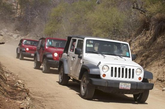 Private Tour: 4X4 Jeep Adventure from...