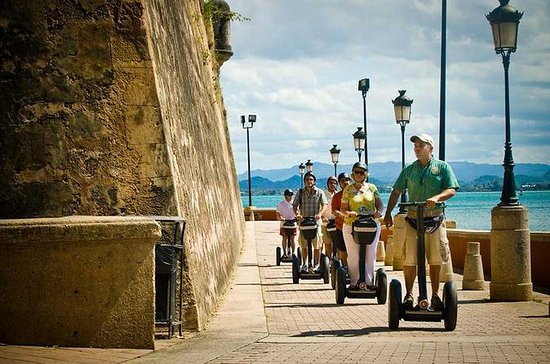 Old San Juan 2-Hour Small-Group Guided Segway Tour