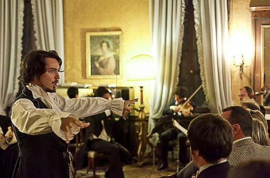 """Spettacolo di """"opera itinerante"""" dell'ensemble Musica a Palazzo a"""