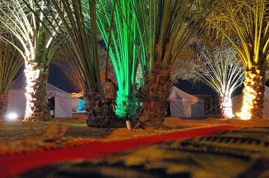 Bedouin-Style Camp: Overnight Desert Tour from Abu Dhabi