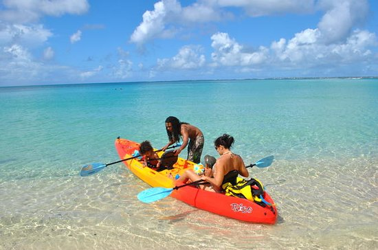Creole Rock Canoe or Kayak Snorkeling...