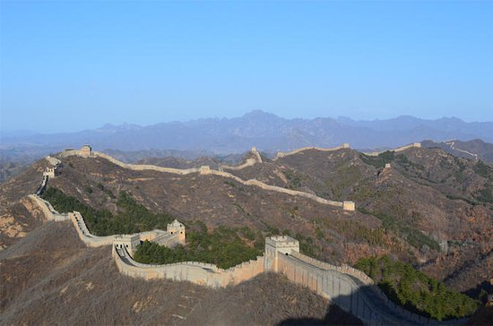 Great Wall Hike: Simatai West to...