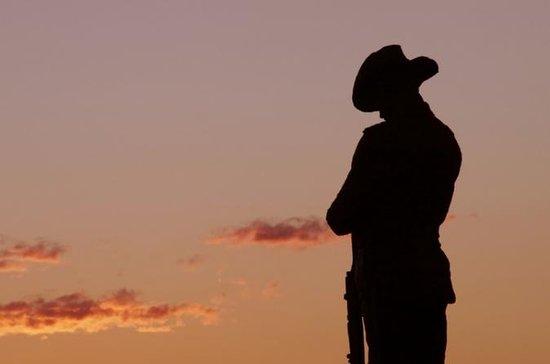 Townsville en het Australische leger ...