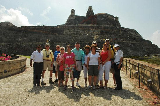 City Tour of Cartagena for Cruises