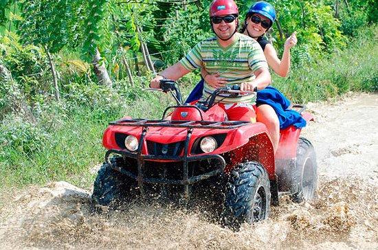 Aventura com ATV 4x4 em Punta Cana e...