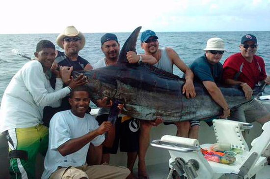 Punta Cana Sport-Fishing Cruise