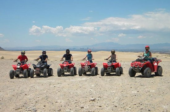 ATV Tours at Nellis Dunes from Las...