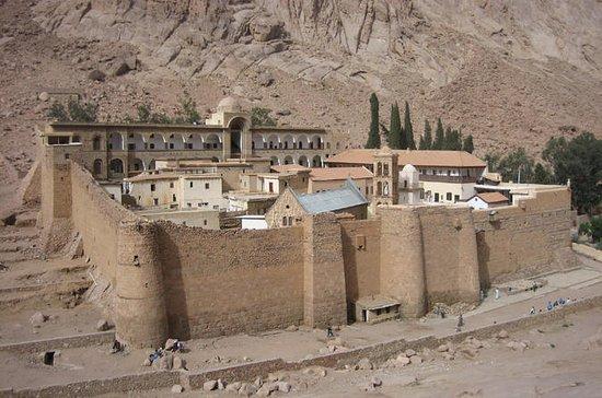 St Catherine's Monastery Day Trip...