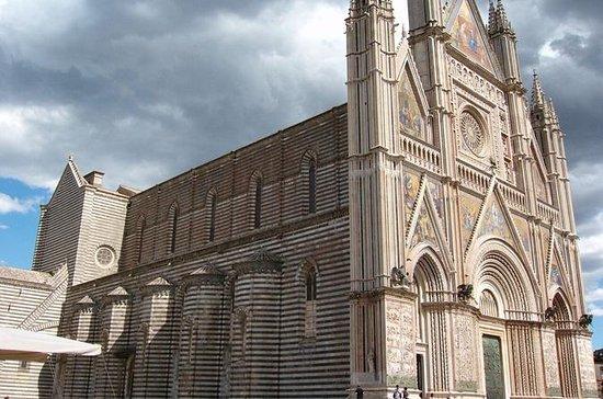Passeio a pé privado em Orvieto
