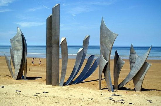 D-Day Normandy Landing Beaches...