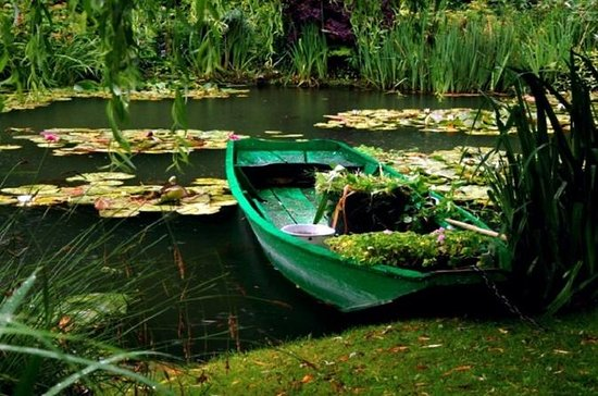 Paris to Giverny with Admission...