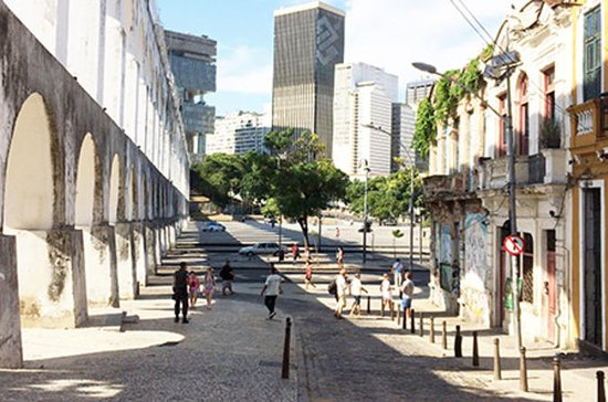 Rio Walking Tour with More Than 15