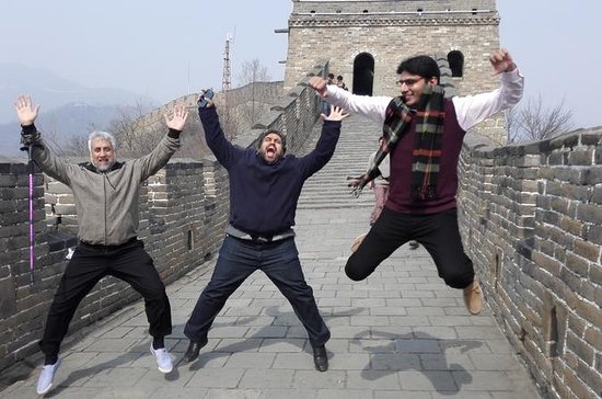 Private Mutianyu Great Wall Trip with...