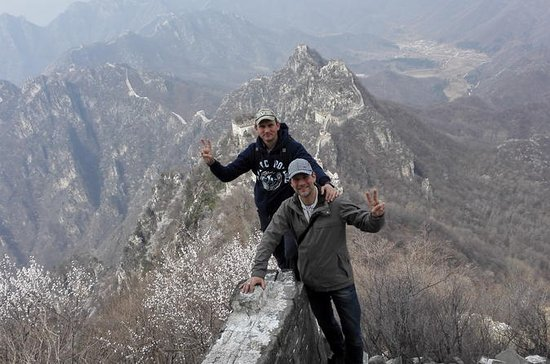 Private Great Wall Hiking from Jiankou to Mutianyu